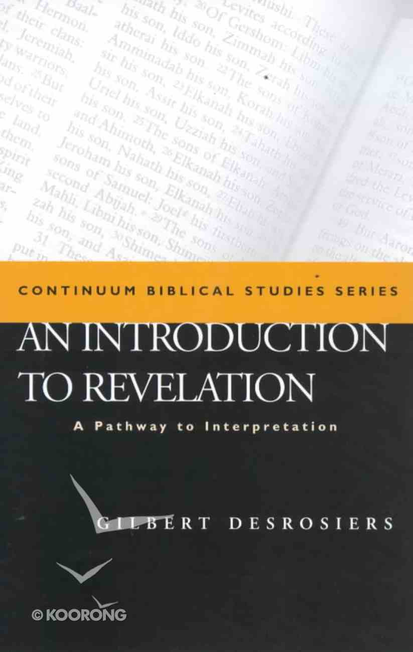 An Introduction to Revelation Paperback