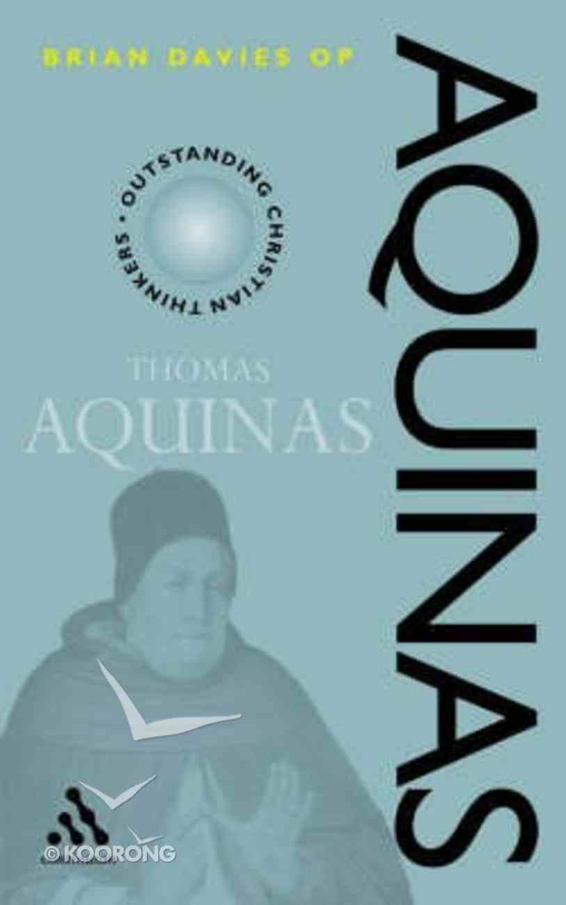 Aquinas Hardback