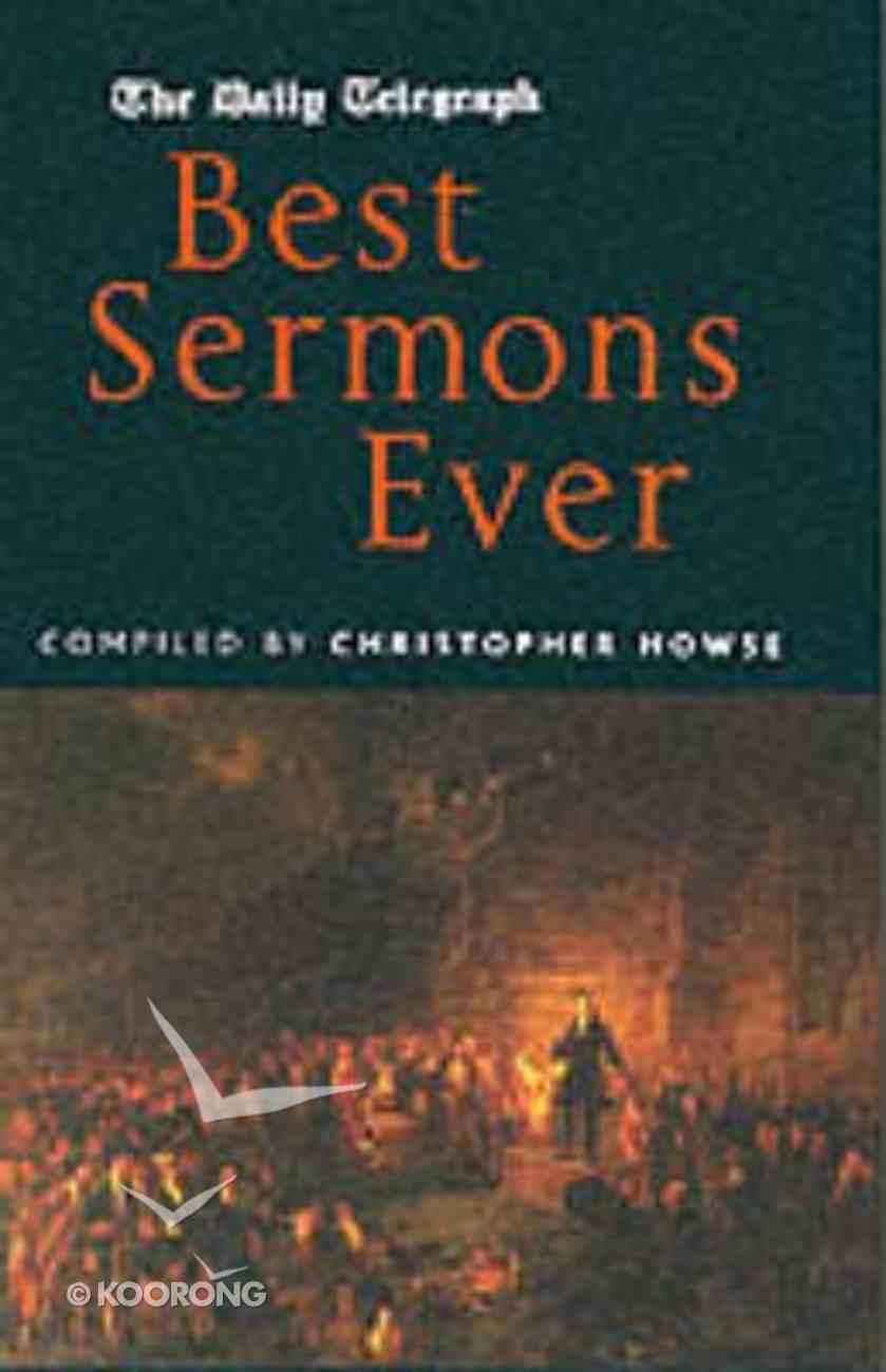 Best Sermons Ever! Hardback
