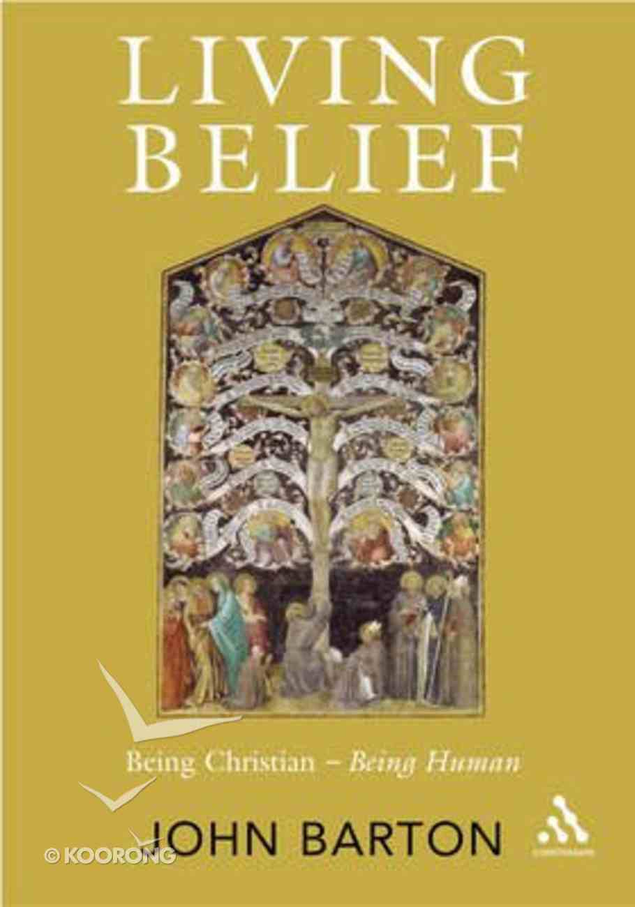 Living Belief Paperback