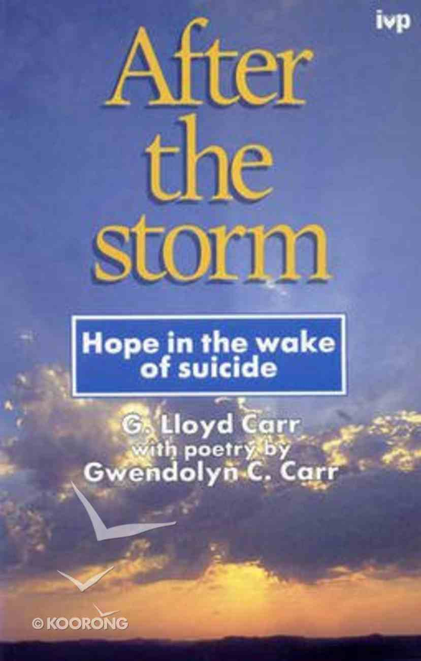 After the Storm Paperback