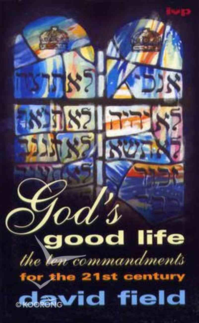 God's Good Life Paperback