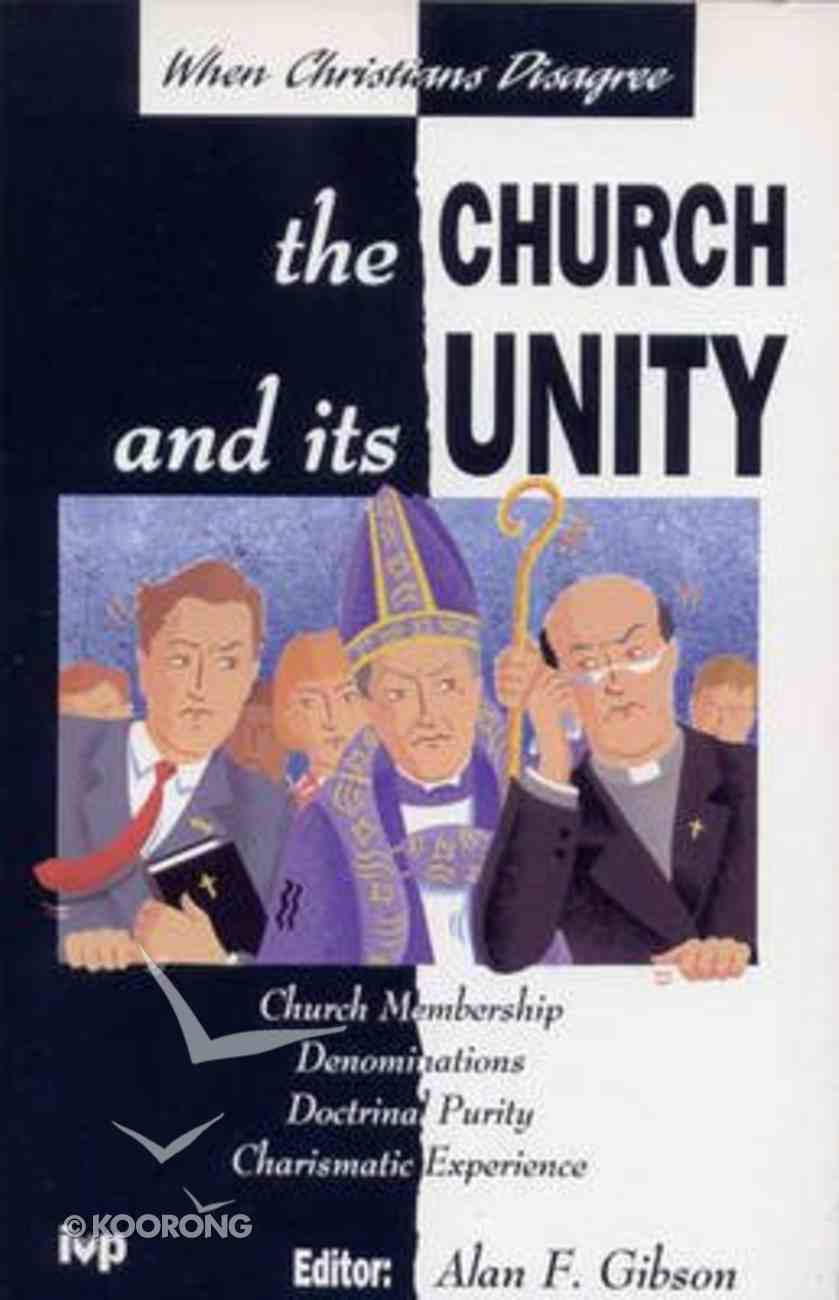 The Church and Its Unity Paperback
