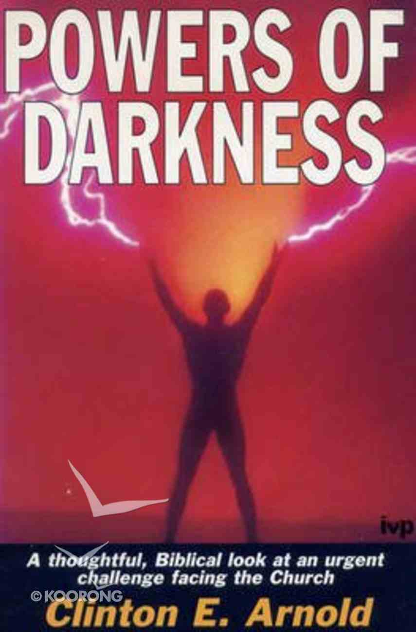 Powers of Darkness Paperback