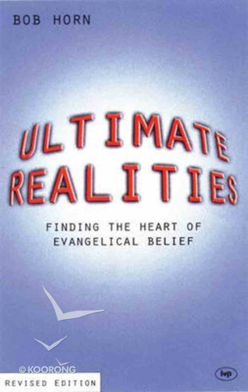 Ultimate Realities (Rev) Paperback
