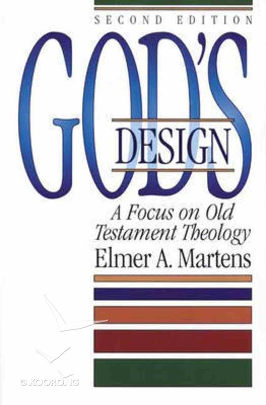 God's Design Paperback