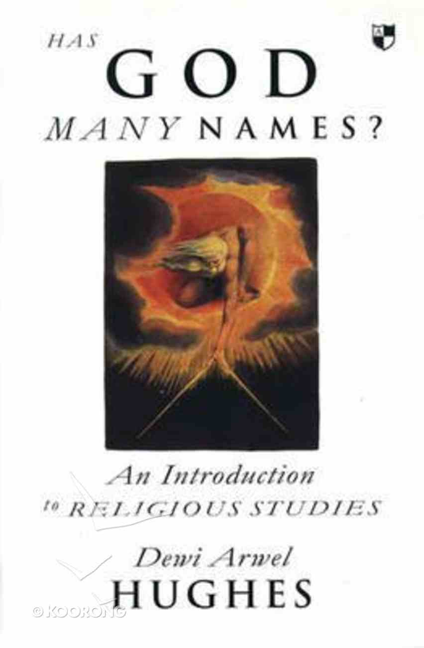 Has God Many Names? Paperback