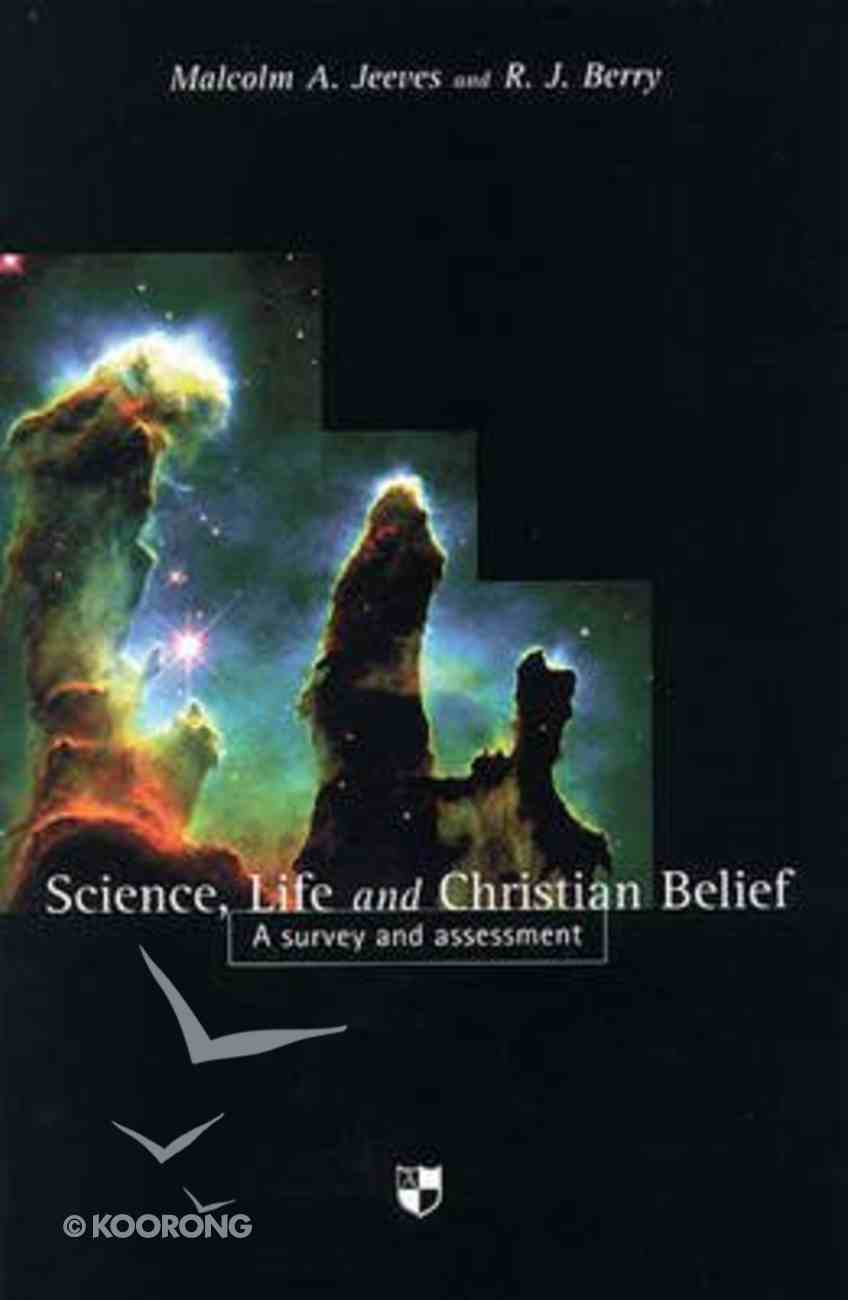 Science, Life and Christian Belief Paperback