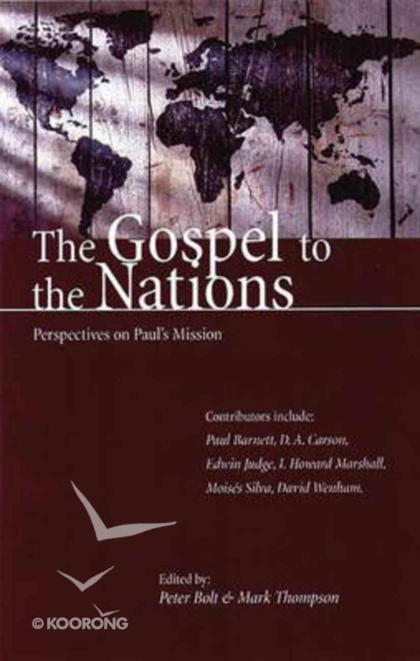 The Gospel to the Nations Paperback
