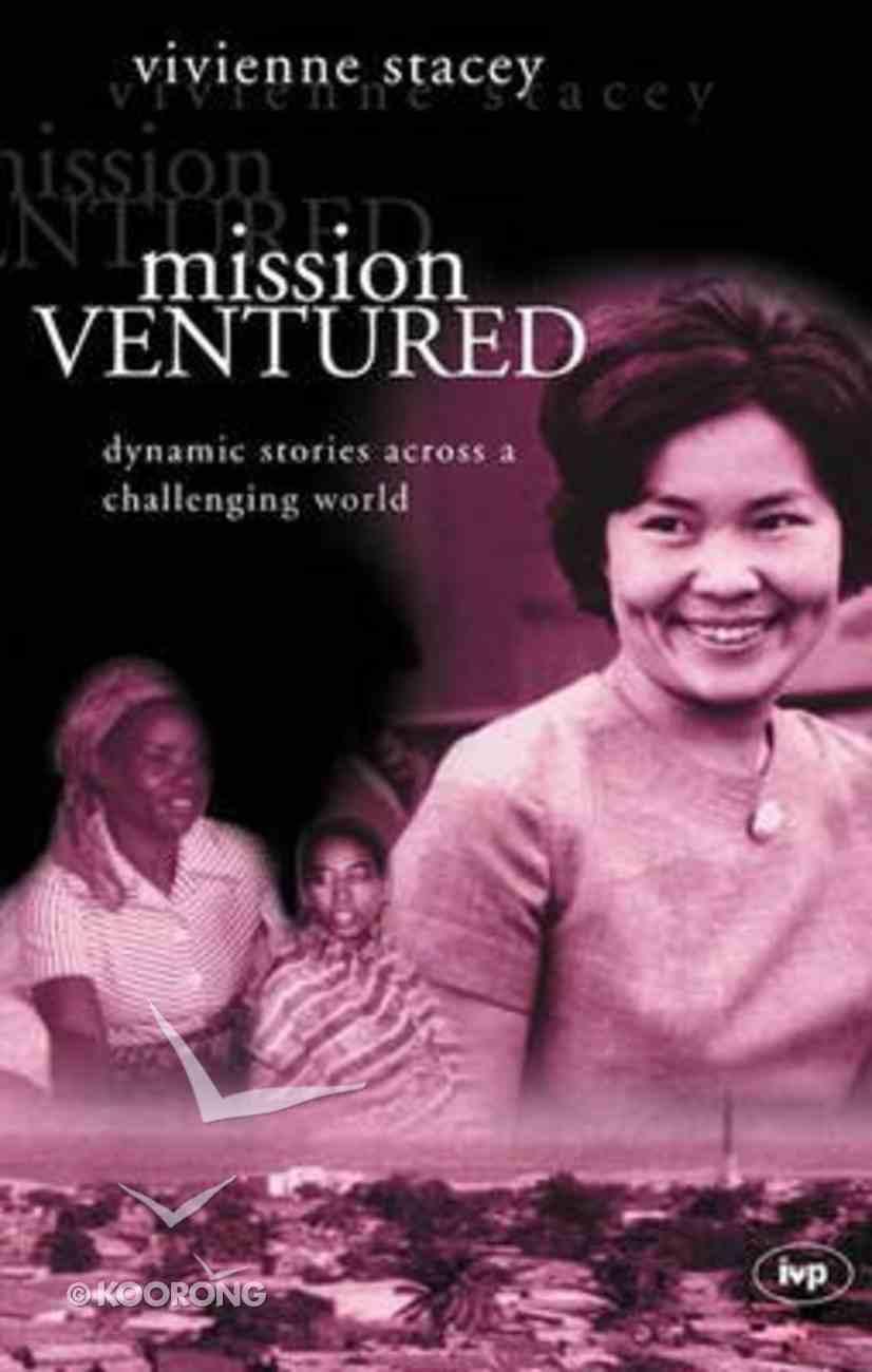 Mission Ventured Paperback