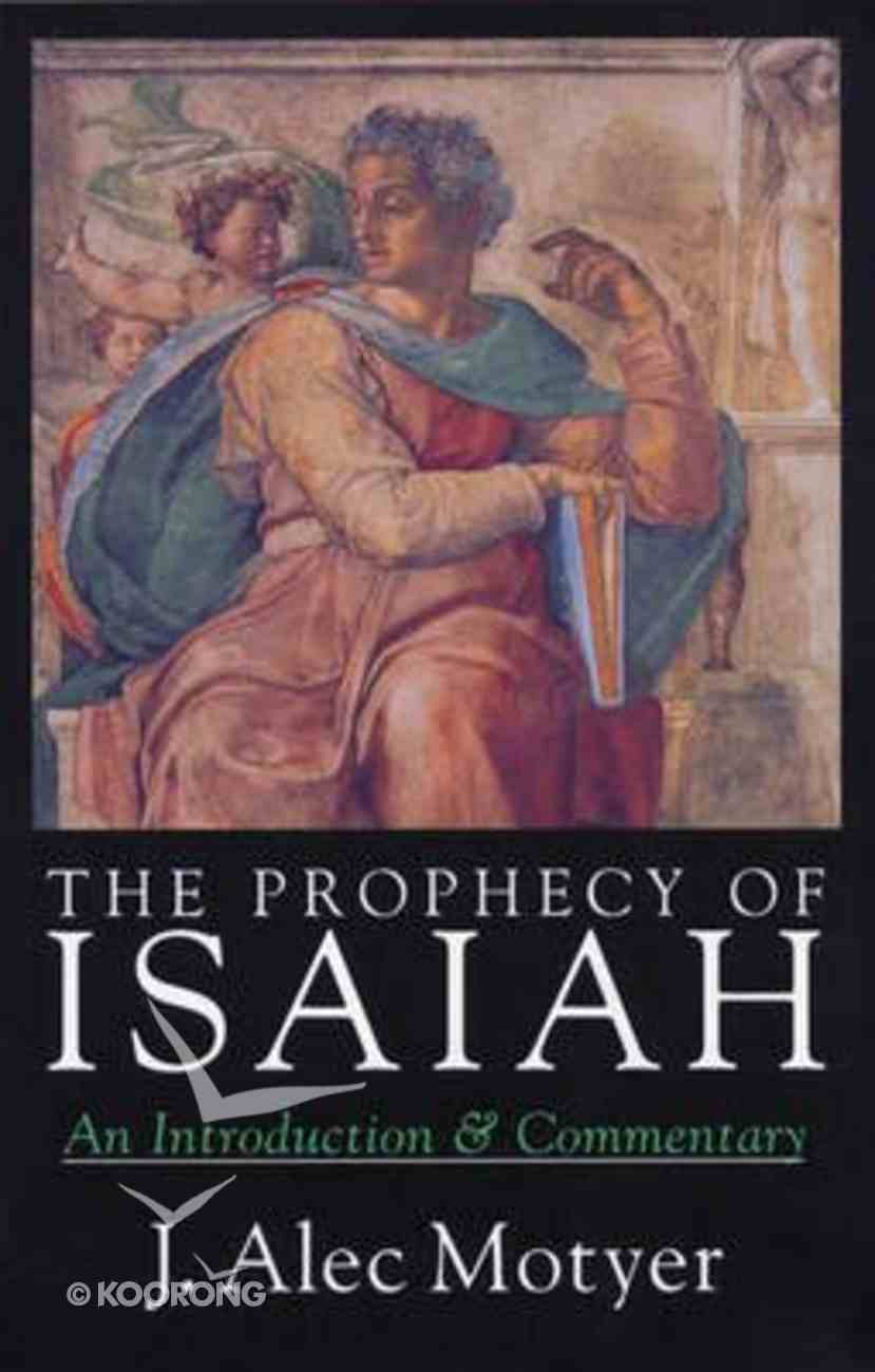 The Prophecy of Isaiah Paperback