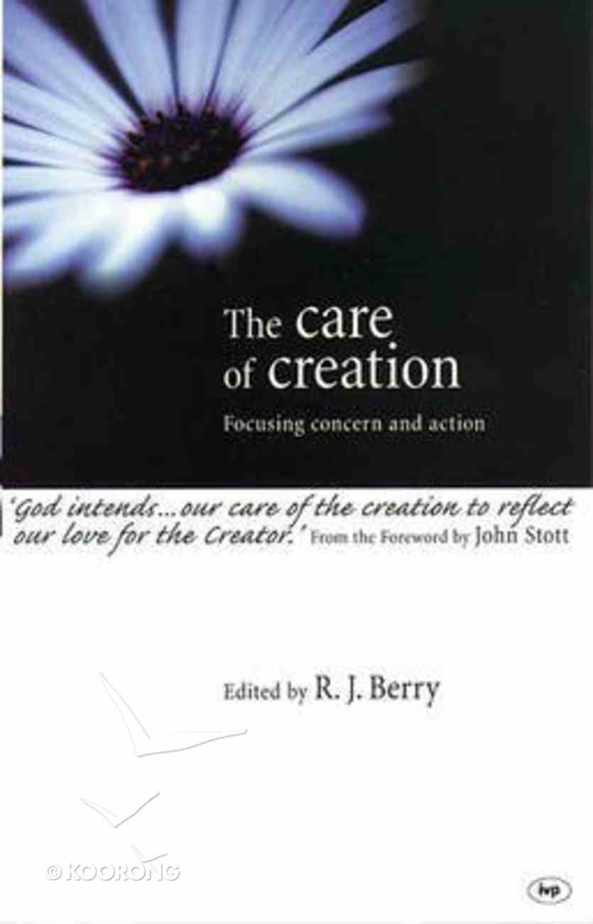 The Care of Creation Paperback
