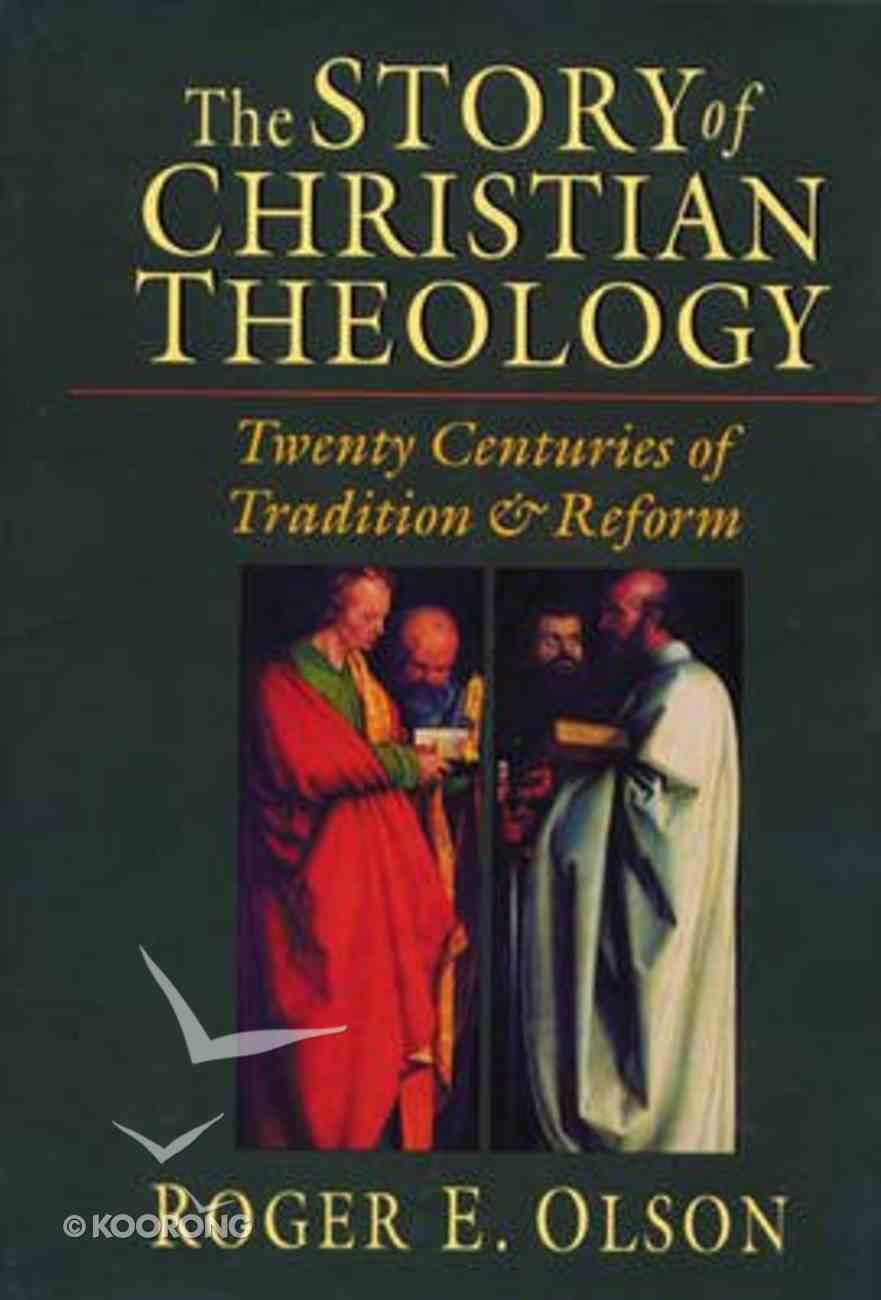The Story of Christian Theology Hardback