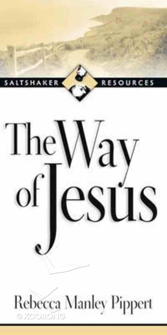 Saltshaker Resources: The Way of Jesus Paperback