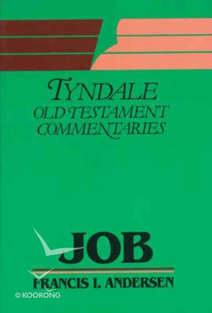 Job (Tyndale Old Testament Commentary (2020 Edition) Series) Paperback