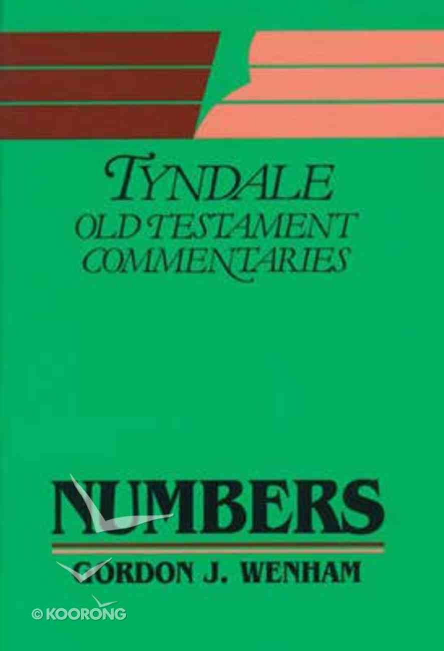 Numbers (Tyndale Old Testament Commentary (2020 Edition) Series) Paperback