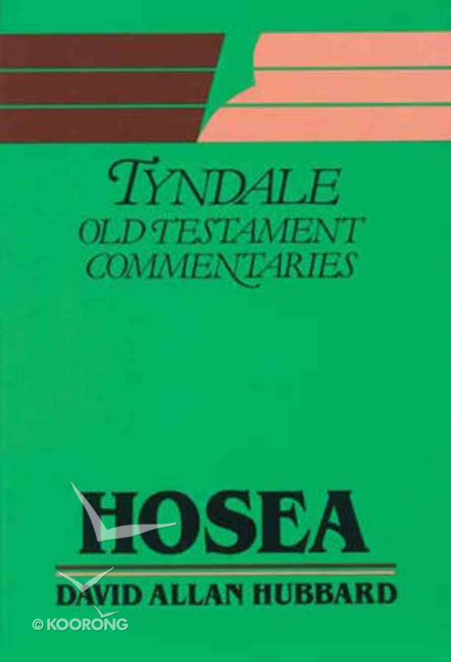 Hosea (Tyndale Old Testament Commentary (2020 Edition) Series) Paperback