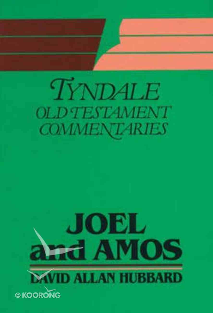 Joel & Amos (Tyndale Old Testament Commentary (2020 Edition) Series) Paperback