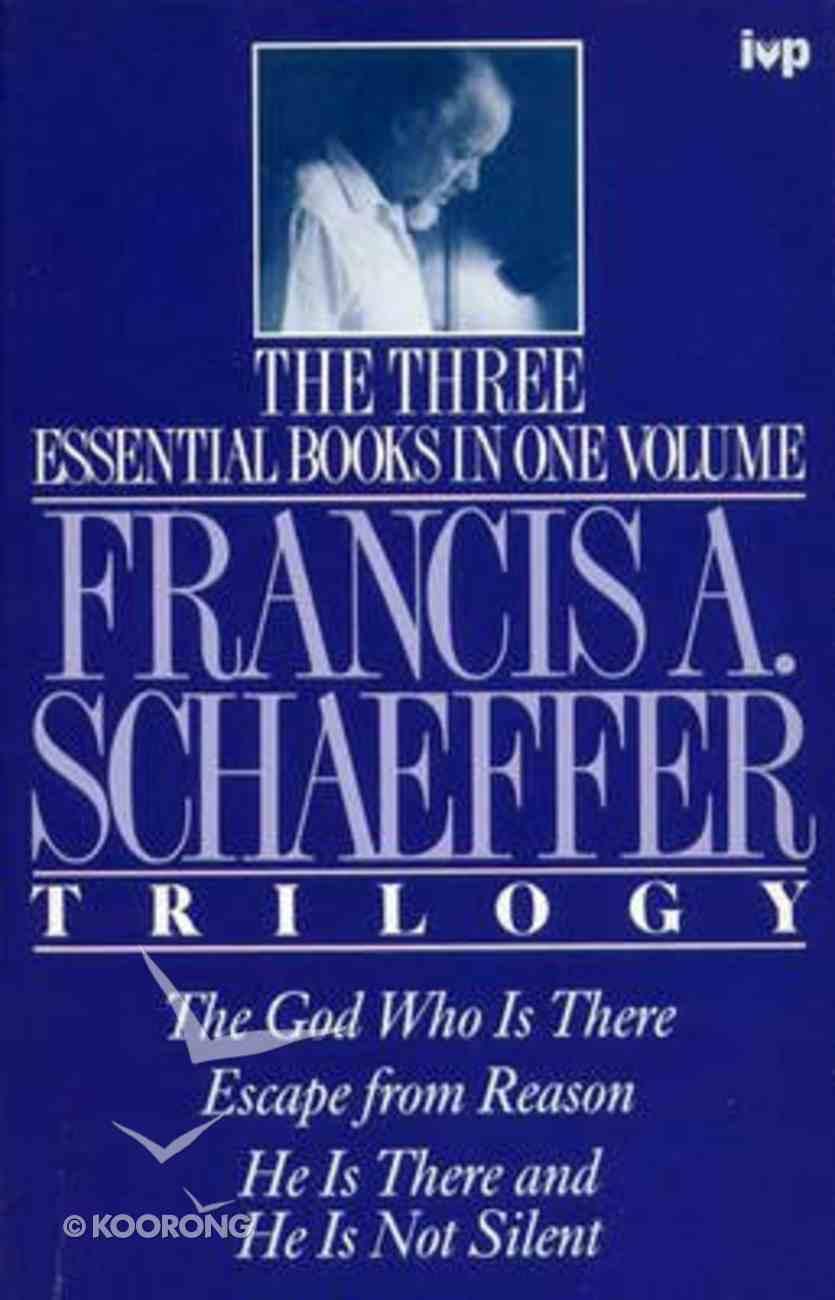 Francis a Schaeffer Trilogy Hardback