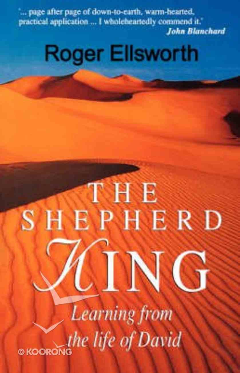 The Shepherd King Paperback