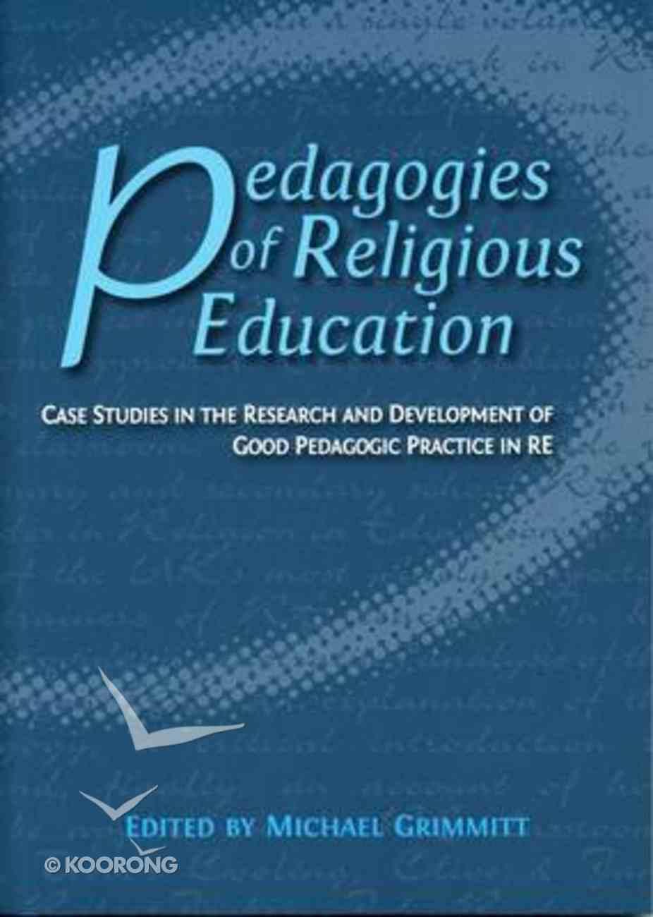 Pedagogies of Religious Education Paperback