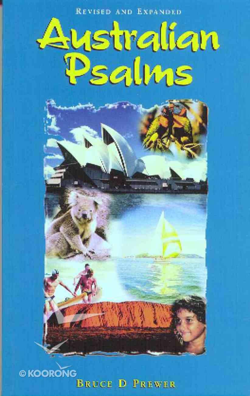 Australian Psalms Paperback