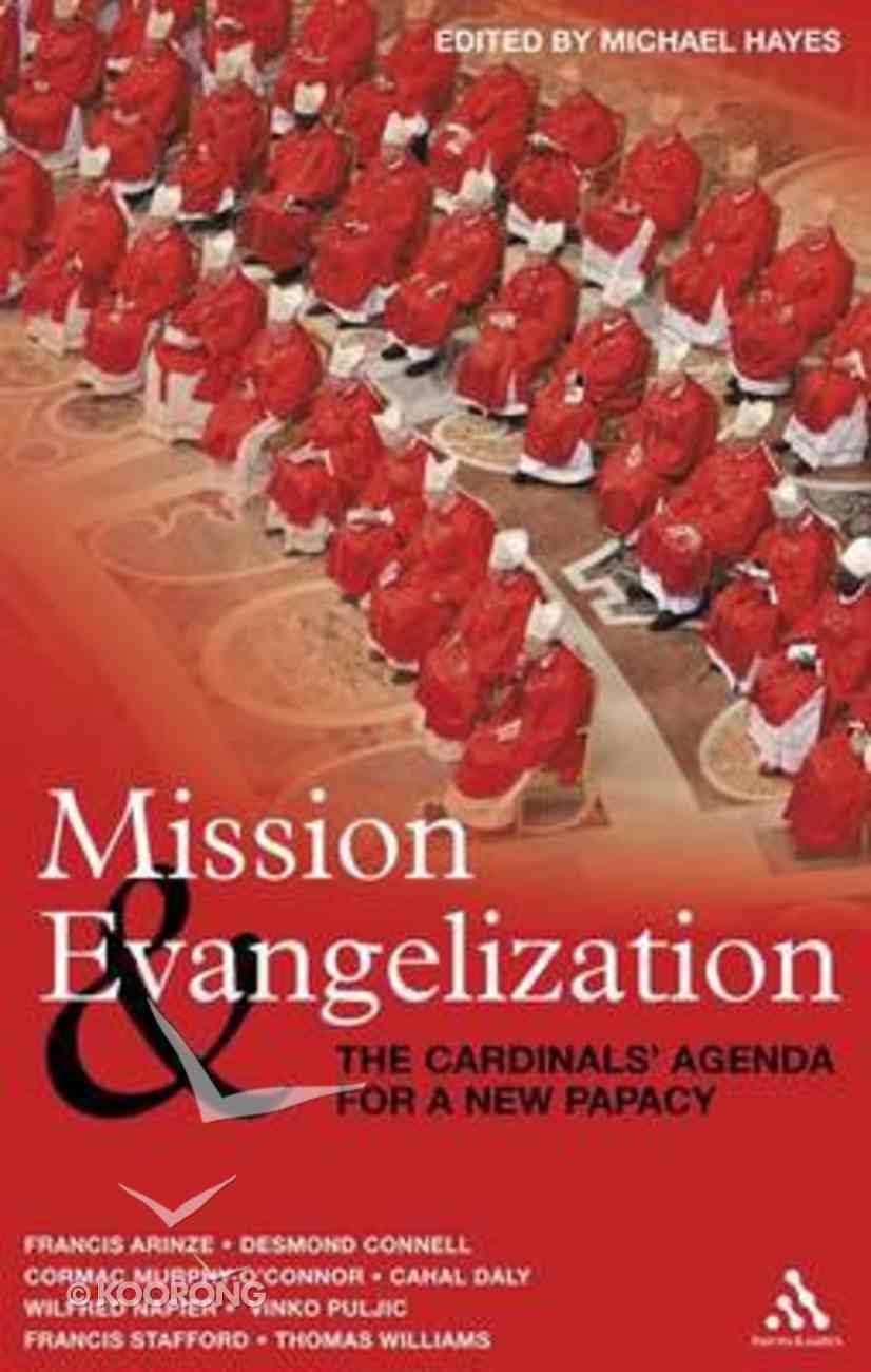 Mission and Evangelisation Paperback