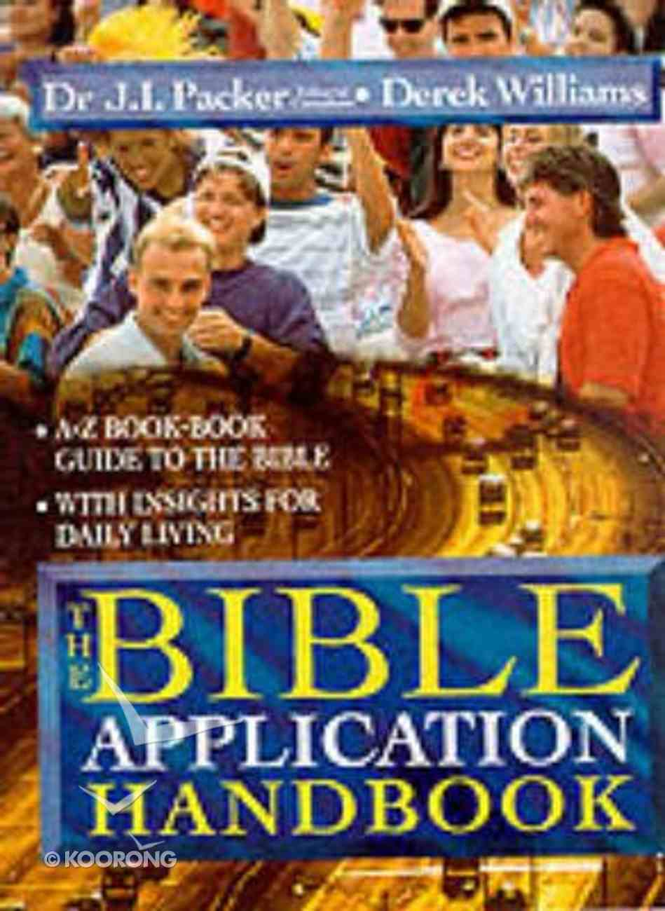 Bible Application Handbook Hardback