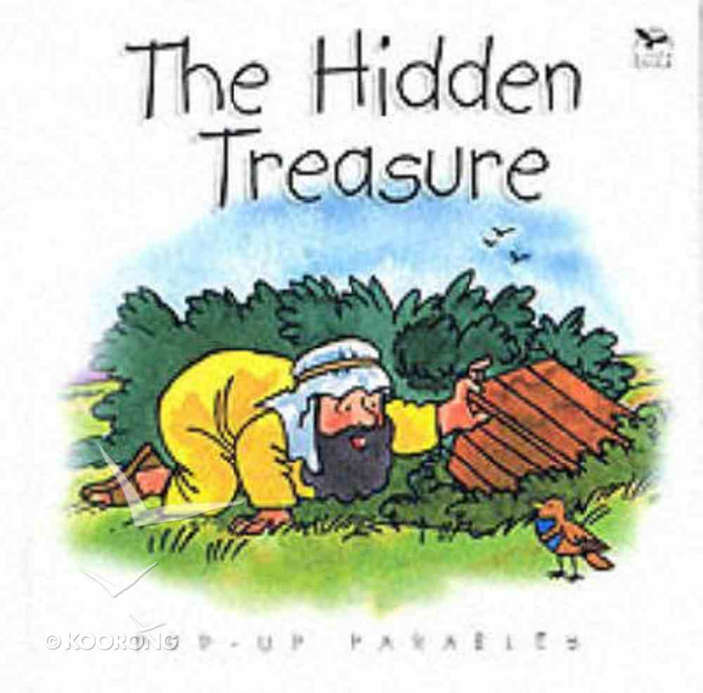 The Hidden Treasure (Pop-up Parables Series) Paperback