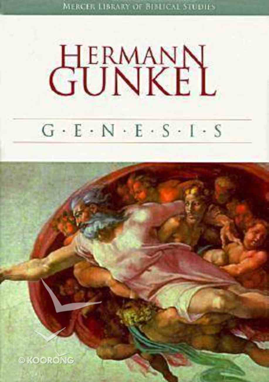 Genesis Hardback