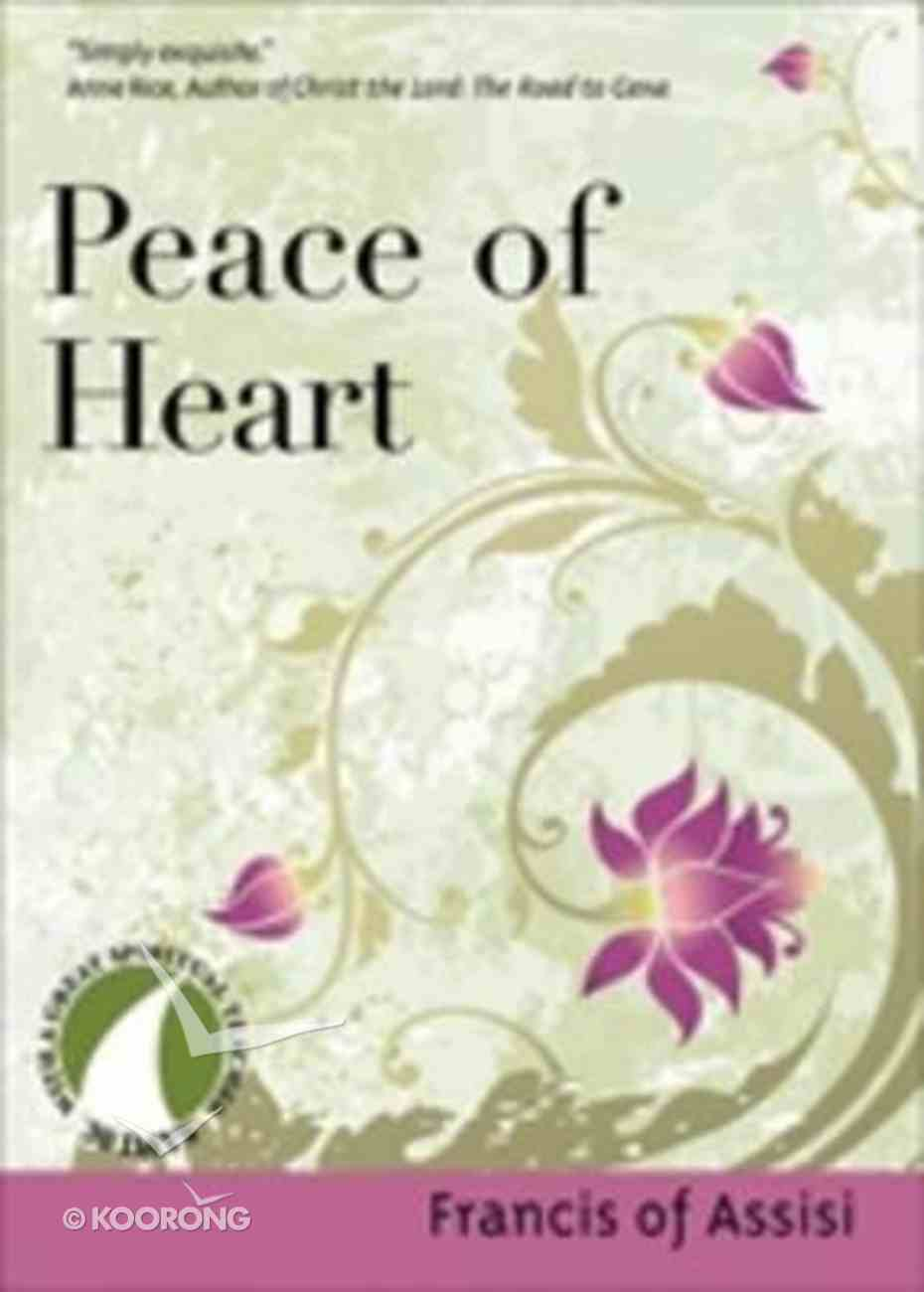 Peace of Heart Paperback