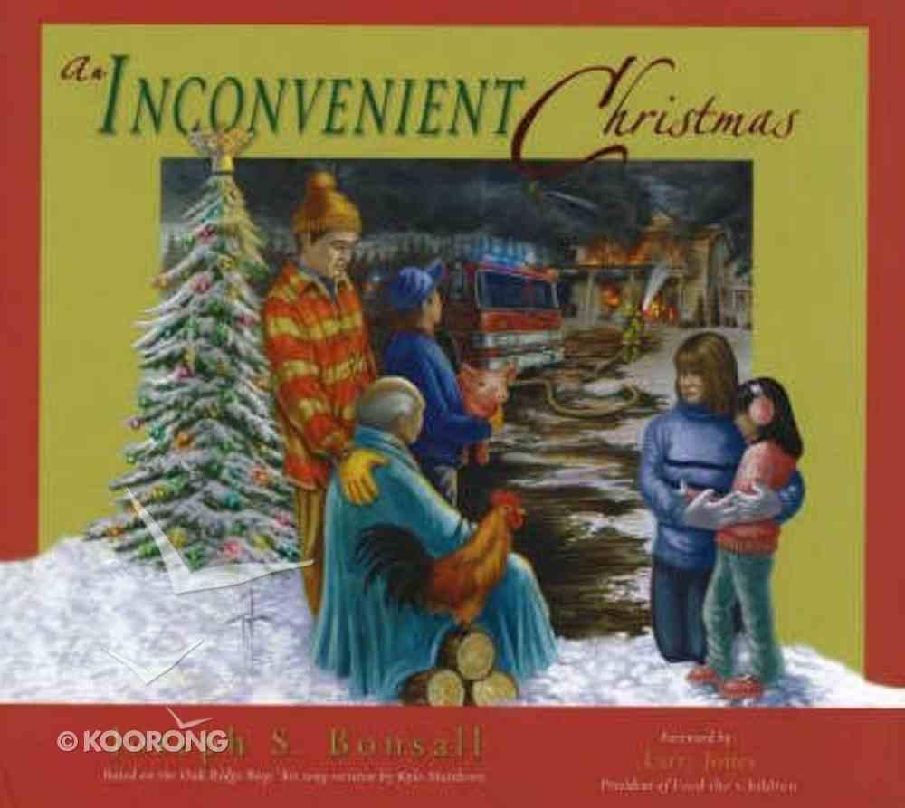 An Inconvenient Christmas Hardback