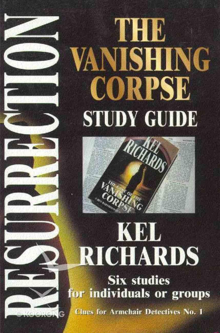 Vanishing Corpse (Study Guide) Paperback