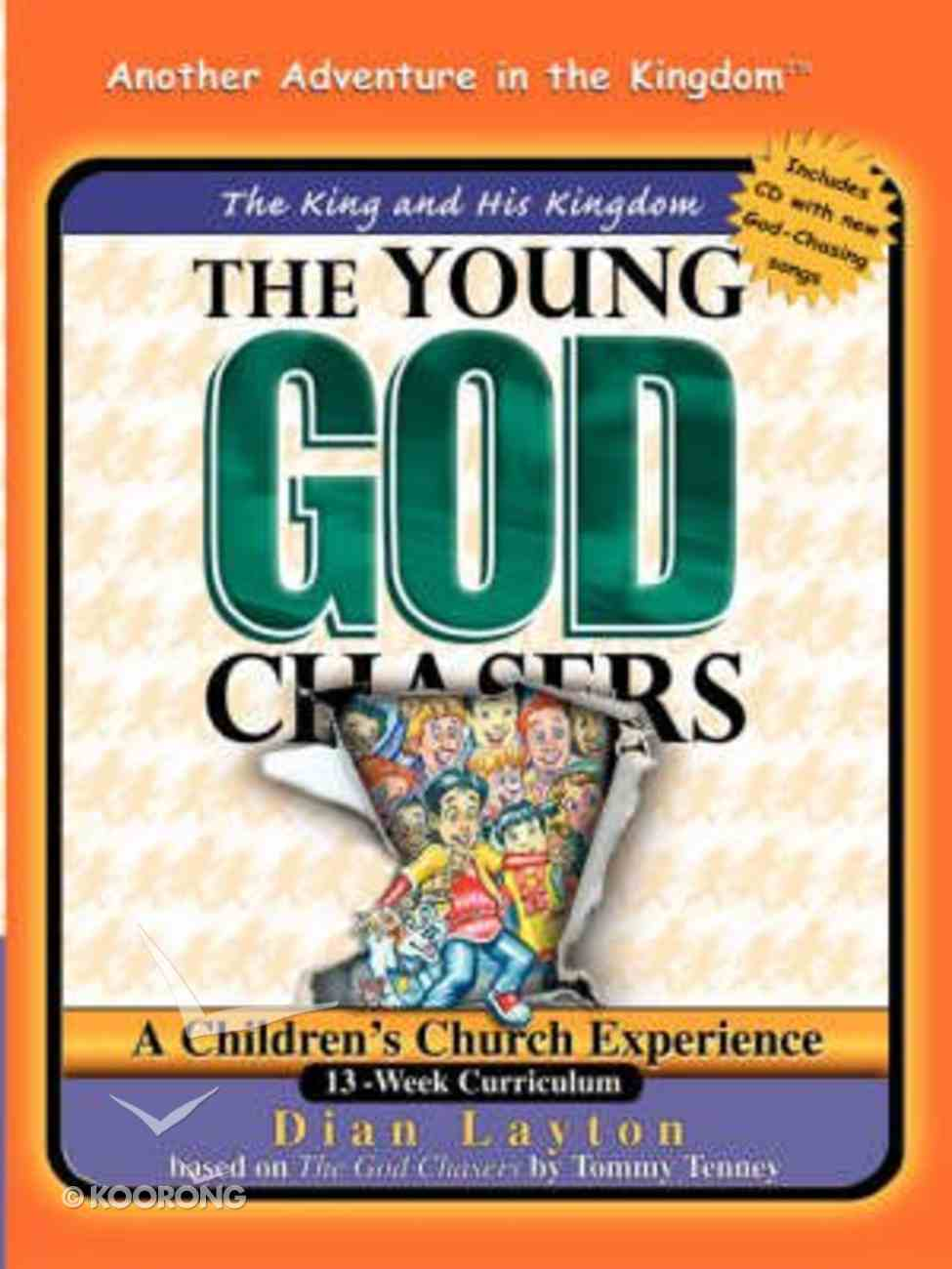 Young God Chasers: The King and His Kingdom Pack