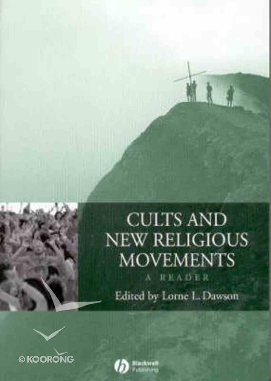 Cults and New Religious Movements Paperback