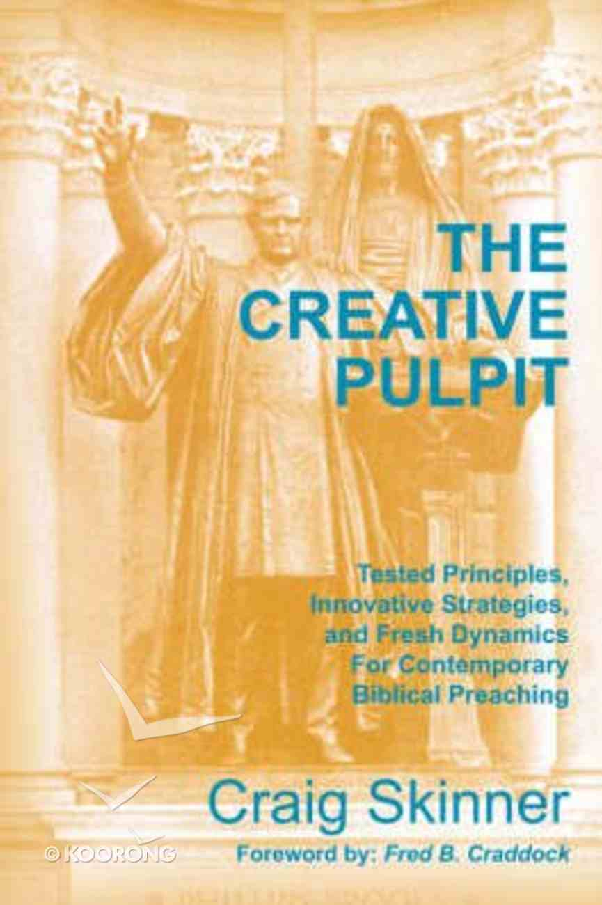 The Creative Pulpit Paperback