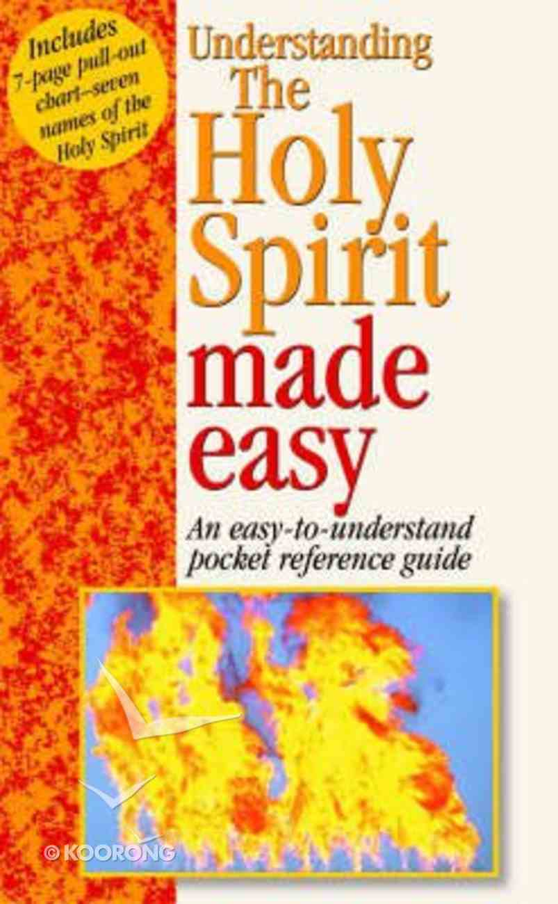 Bme: The Holy Spirit Made Easy Paperback