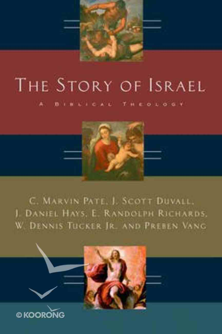 The Story of Israel Paperback