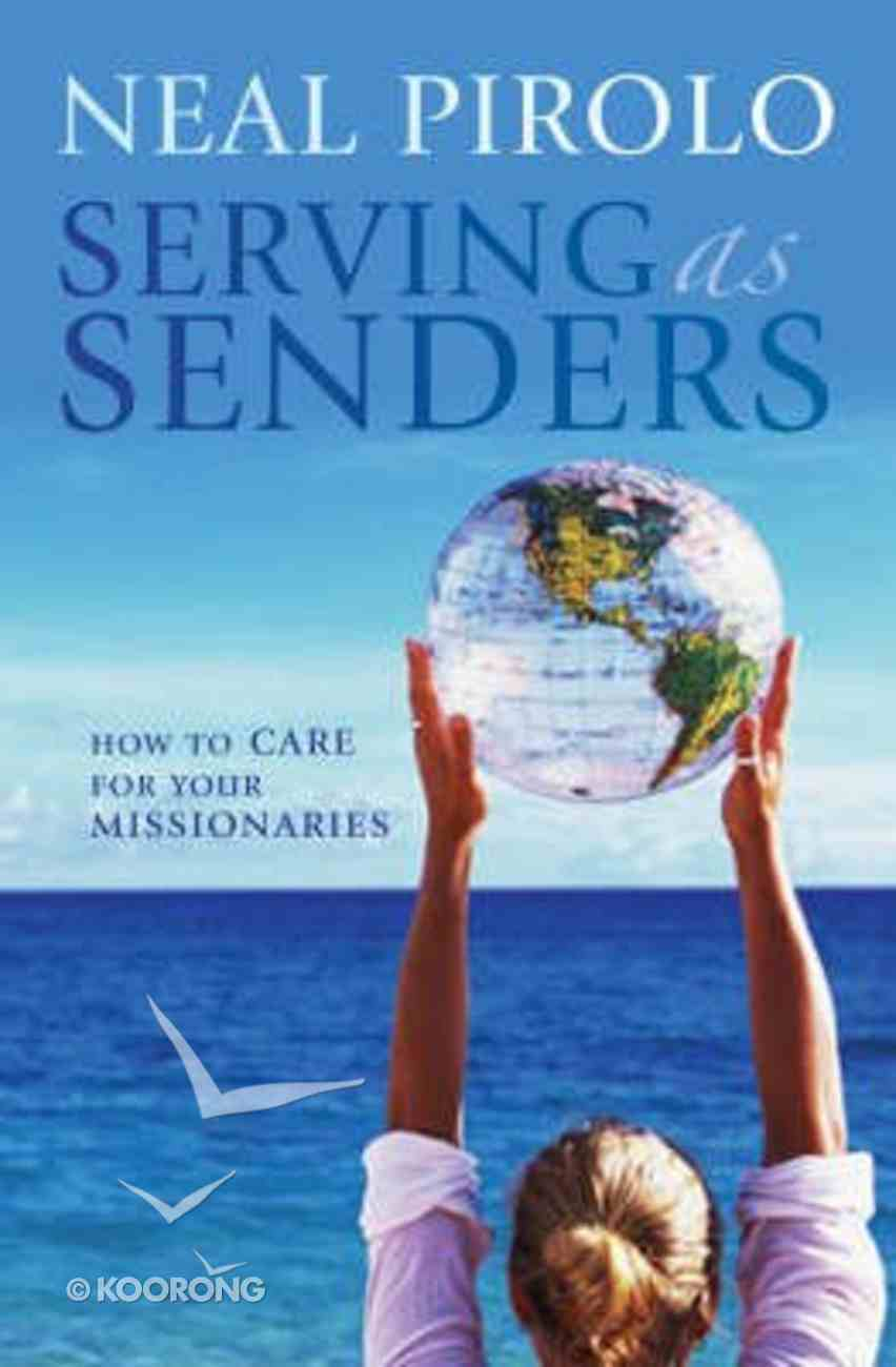 Serving as Senders Paperback