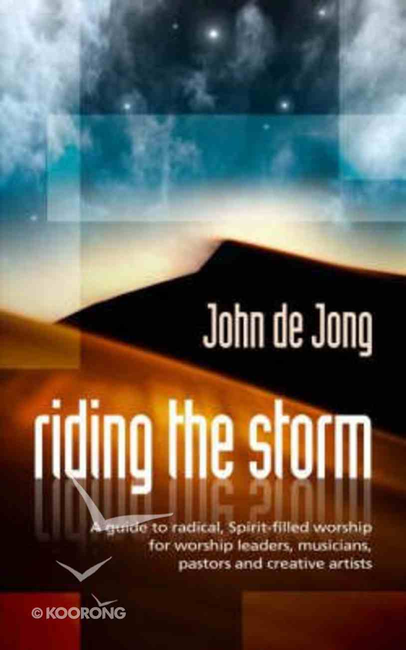 Riding the Storm Paperback