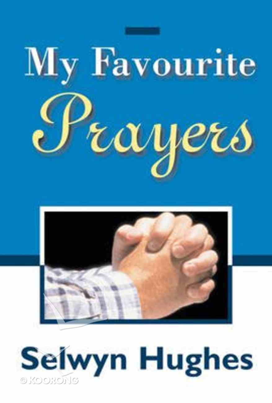 My Favourite Prayers Paperback