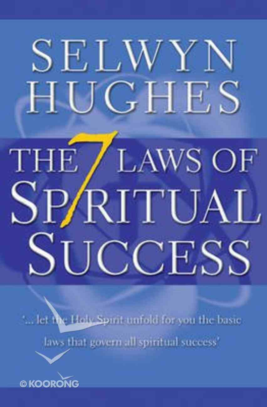 The 7 Laws of Spiritual Success Paperback