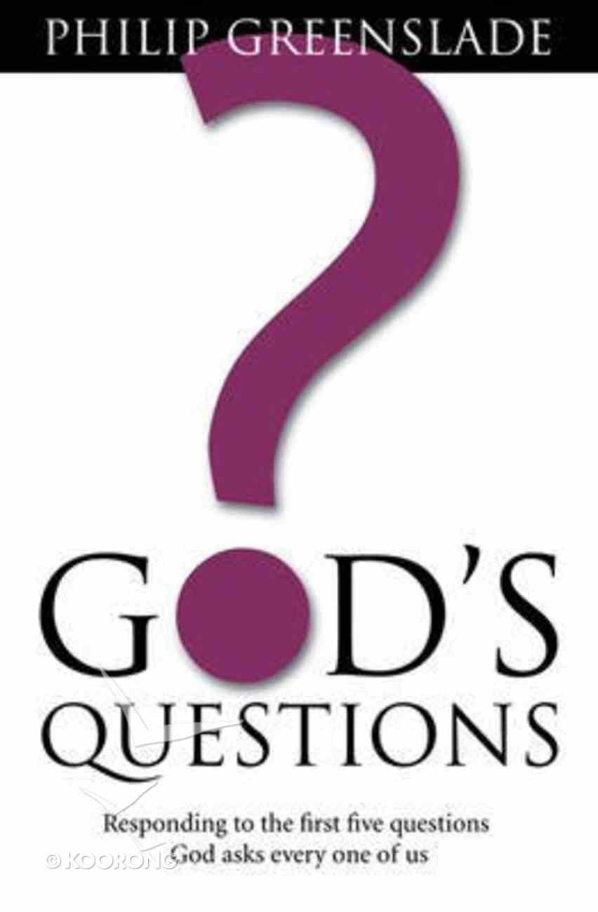 God's Questions Paperback