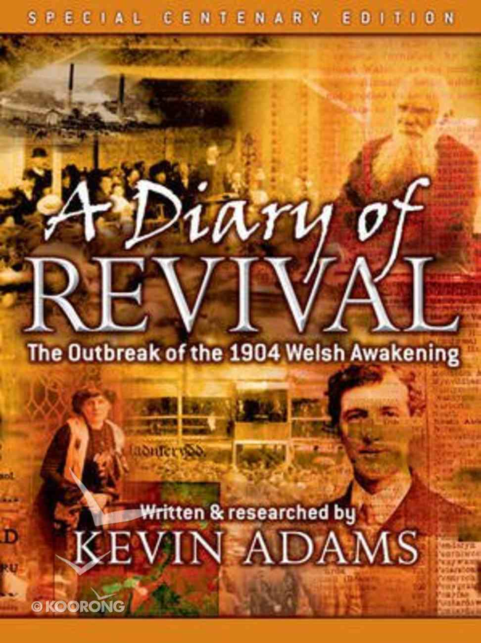 A Diary of Revival Paperback