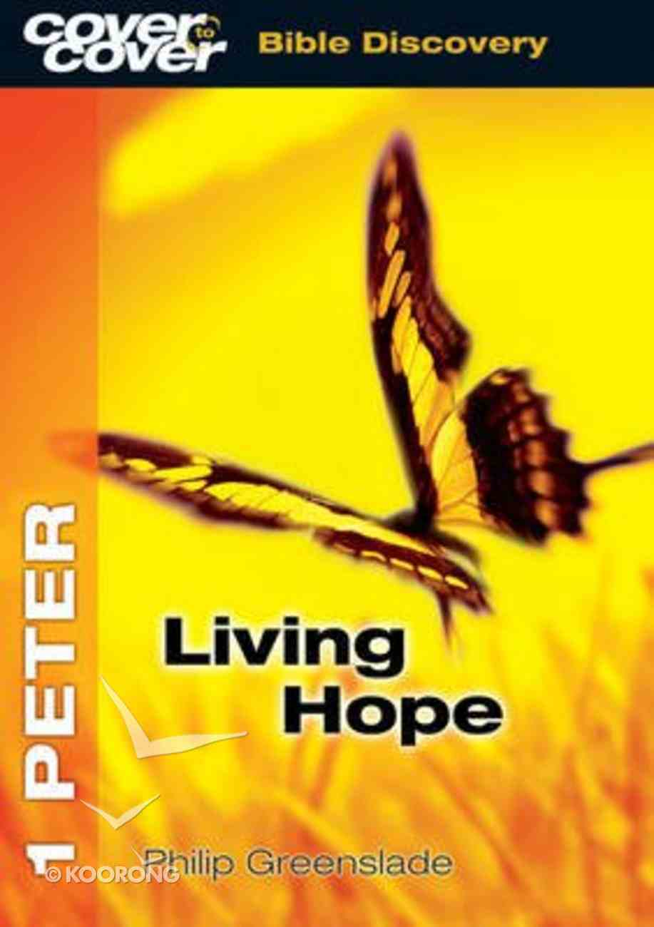 1 Peter (Cover To Cover Series) Paperback