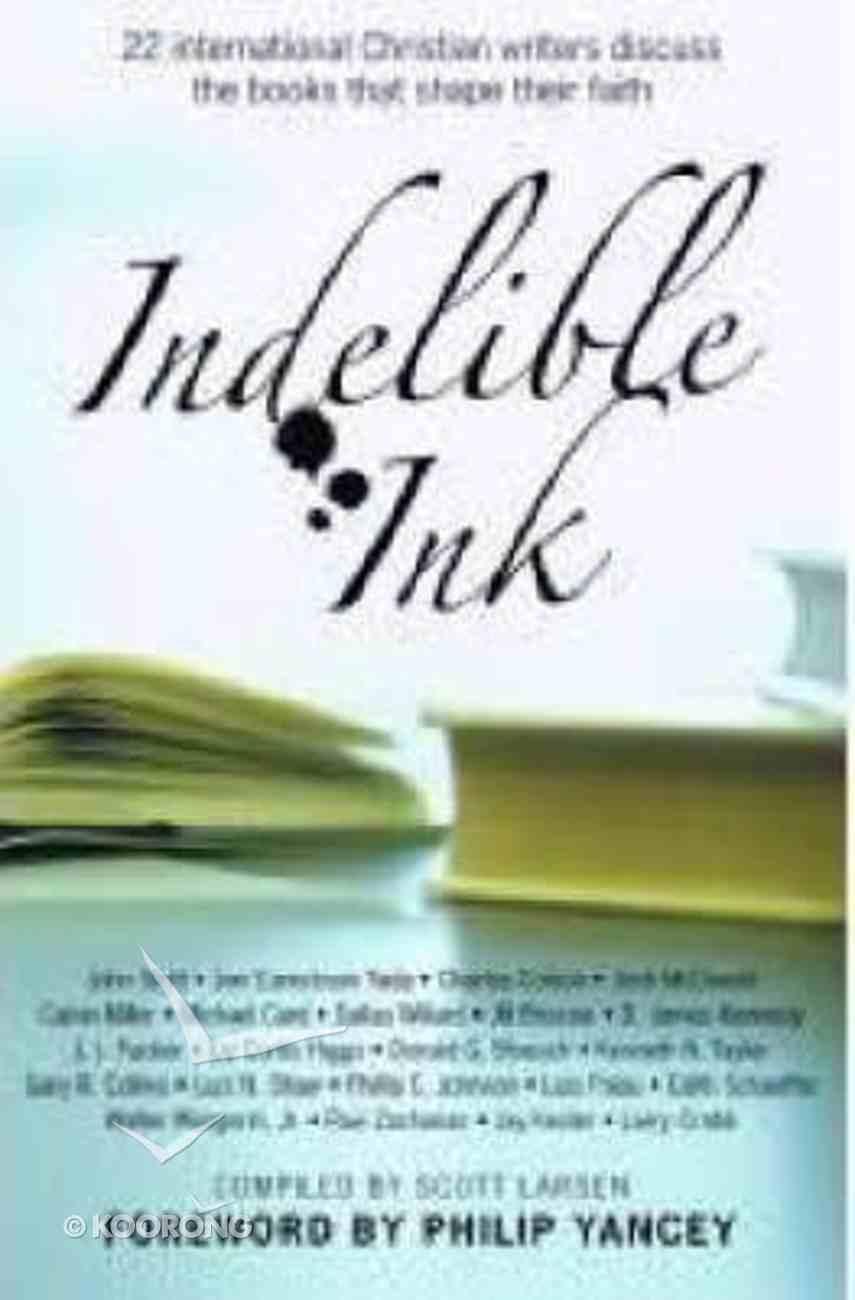Indelible Ink Paperback