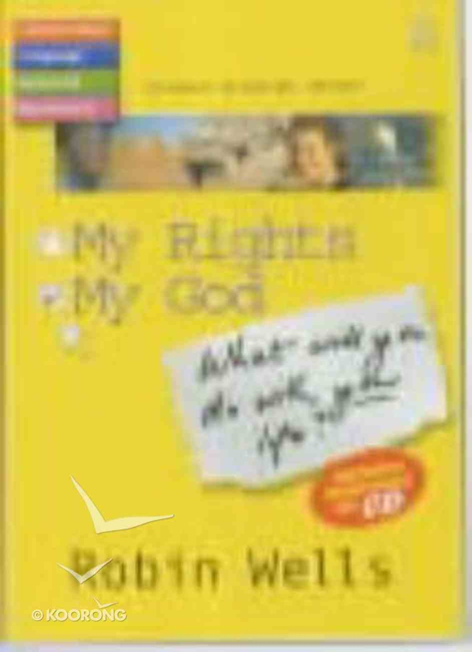 My Rights My God Paperback
