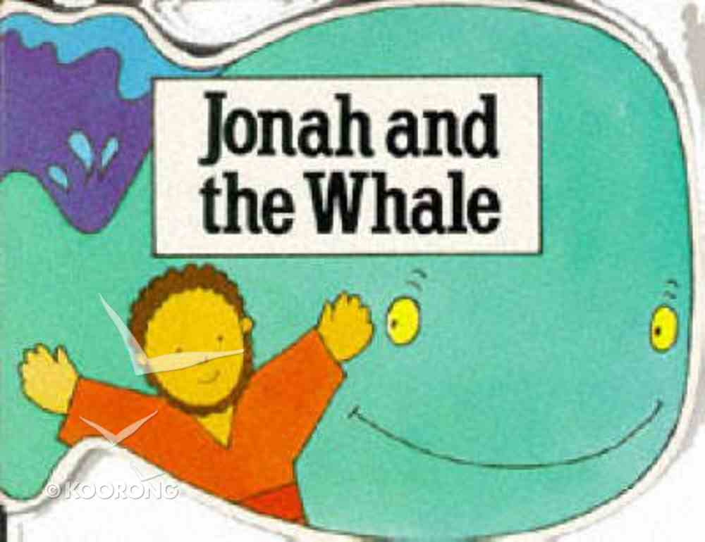 Jonah and the Whale (Bible Board Book Series) Board Book