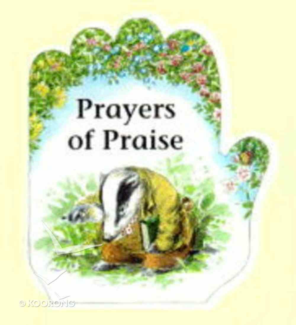 Prayers of Praise (Little Prayer Series) Hardback