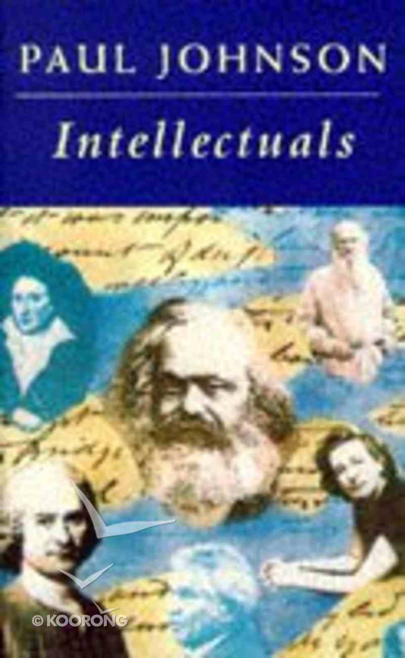 Intellectuals Paperback